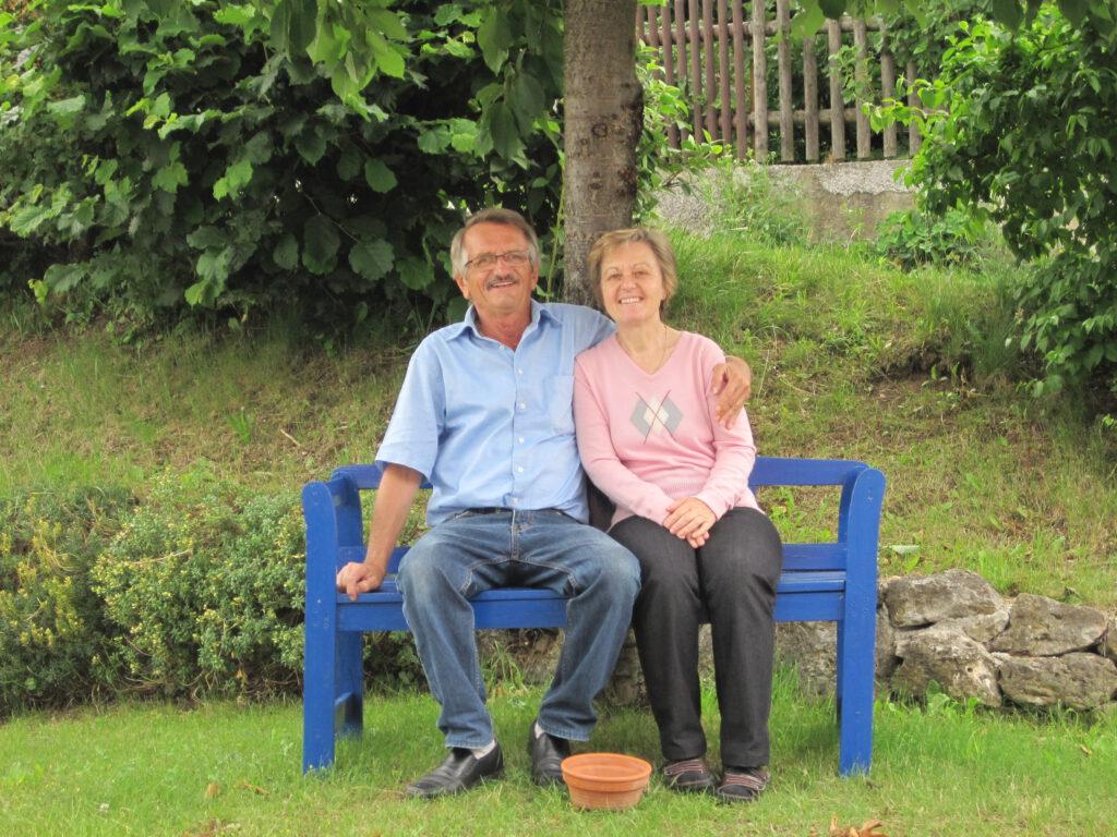 Erwin und Maria Krotter